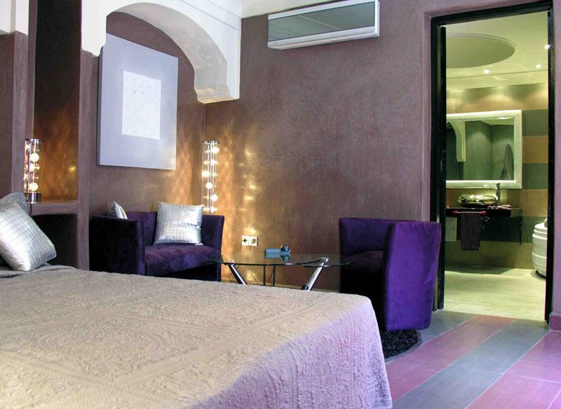 Riad avec piscine medina marrakech for Hotel marrakech pas cher avec piscine