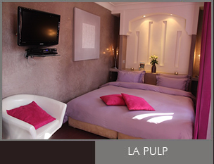 riad carllian marrakesh room pulp
