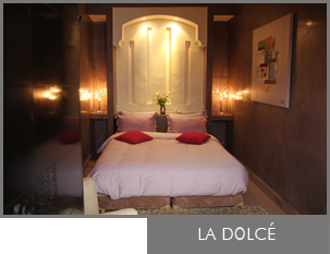 riad carllian marrakesh room dolce